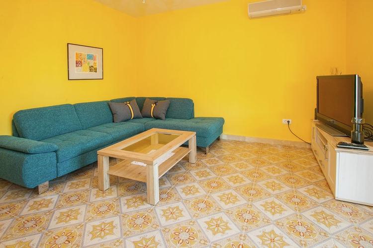 vakantiehuis Kroatië, Dalmatie, Jasenice - Maslenica vakantiehuis HR-00007-05