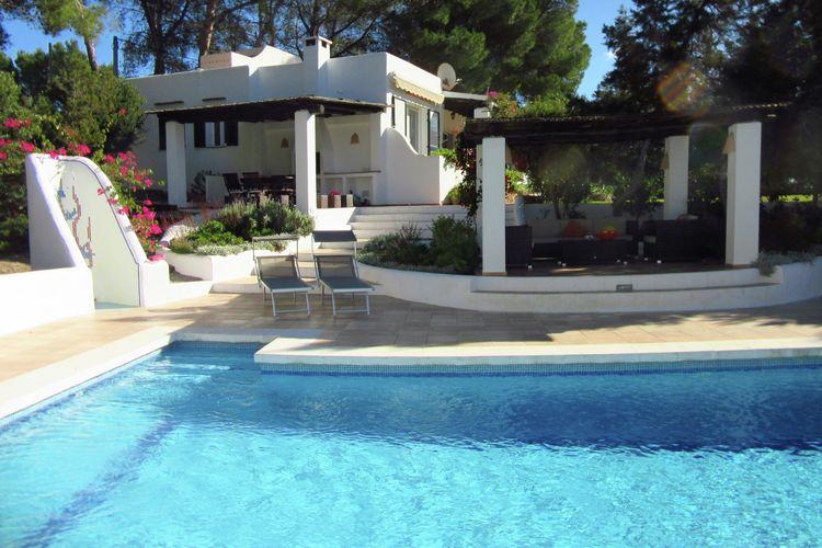 vakantiehuis Spanje, Ibiza, San Josep vakantiehuis ES-07830-47