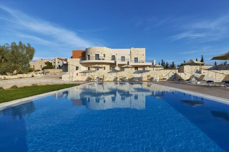 Griekenland | Kreta | Villa te huur in Kamilari met zwembad  met wifi 4 personen