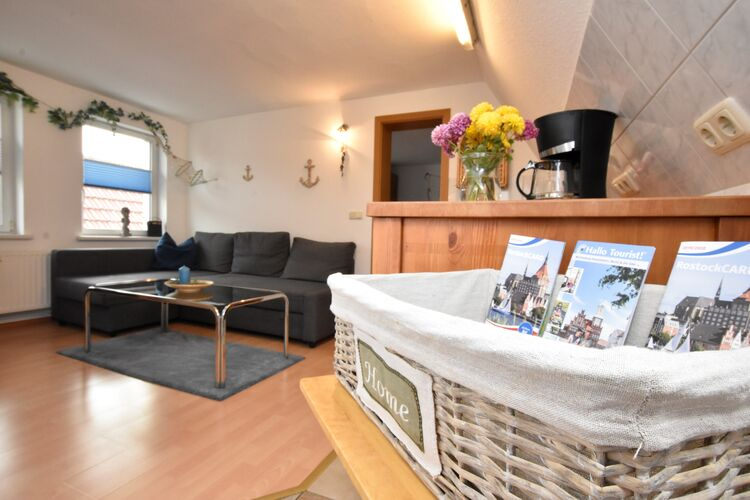 Appartement Duitsland, Ostsee, Warnemünde Appartement DE-00015-44