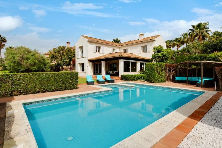 Villa Spanje, Costa del Sol, Sotogrande Villa ES-00026-76