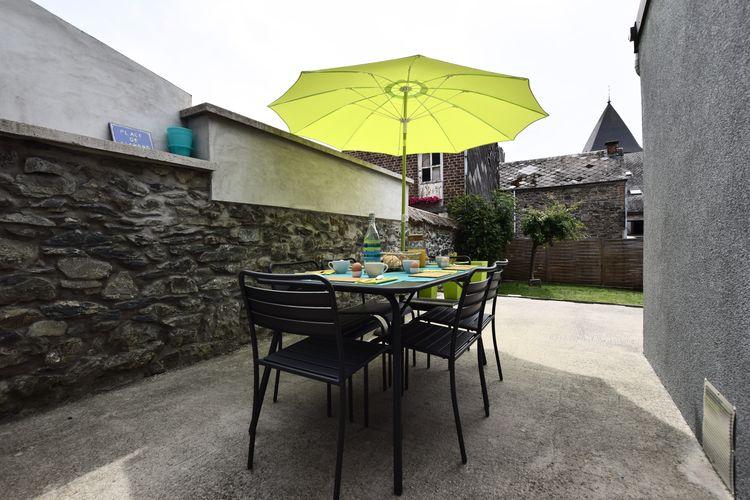 Vakantiehuis  met wifi  Bastogne  Le Gite des Remparts