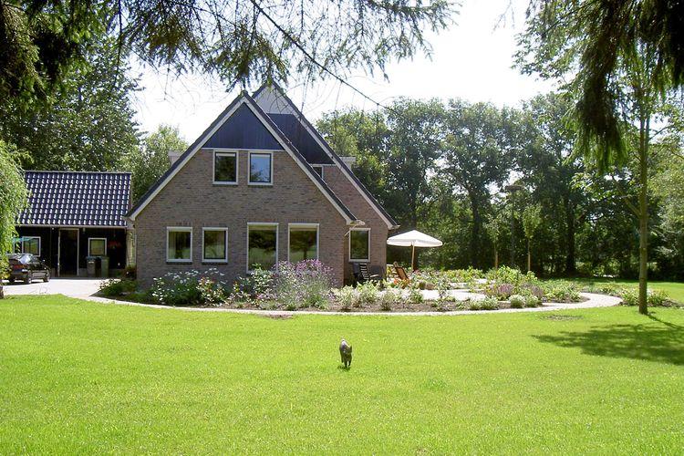 Vakantiehuizen Nederland | Drenthe | Vakantiehuis te huur in Zuidwolde   met wifi 2 personen