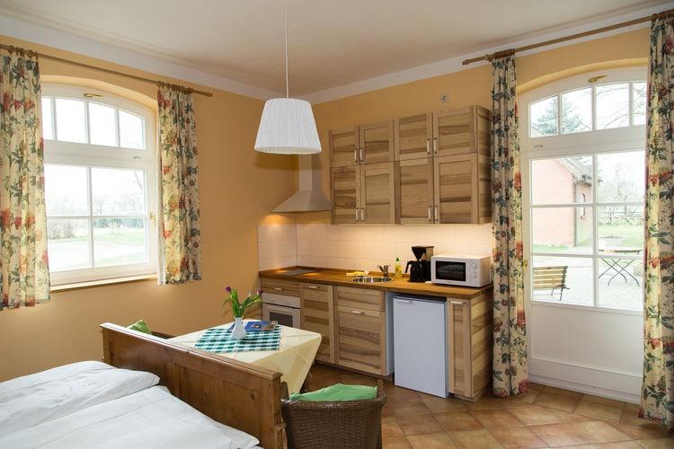 Appartement  met wifi  Zweedorf  1-Raum-Ferienwohnung Landhaus nahe Rerik