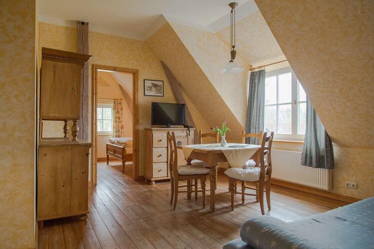 Appartement  met wifi  Zweedorf  2-Raum-Ferienwohnung im Landhaus nahe Rerik