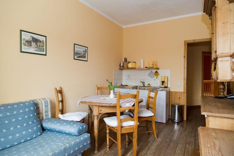 Appartement  met wifi  Zweedorf  3-Raum-Ferienwohnung Landhaus über 2 Etagen