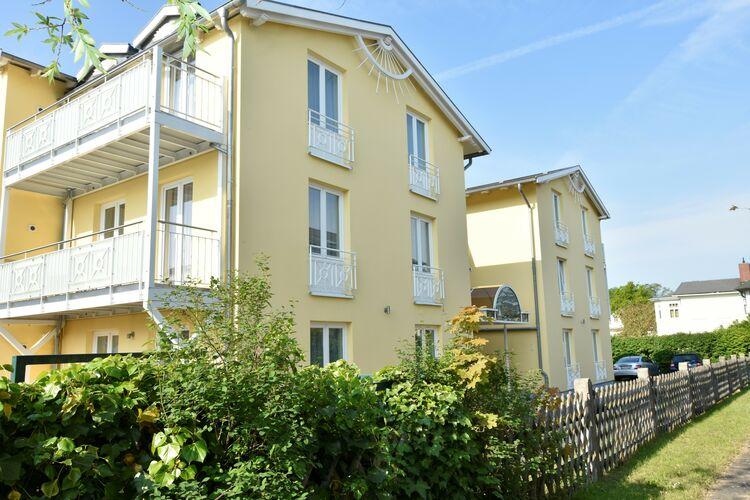 Appartement  met wifi  GohrenAppartement C mit Balkon dicht am Strand