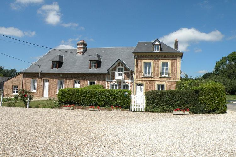 Normandie Vakantiewoningen te huur Prachtige vakantiewoning met omheinde privé tuin op slechts 25 km van Le Havre