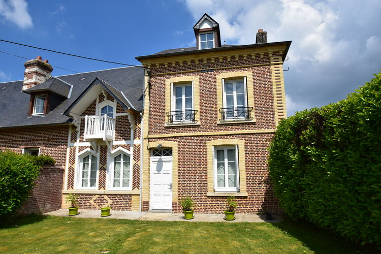 Frankrijk | Normandie | Vakantiehuis te huur in La-Remuee   met wifi 4 personen