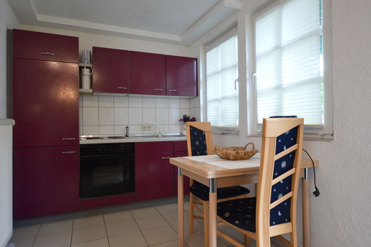 Appartement Duitsland, Eifel, Meisburg Appartement DE-00016-67