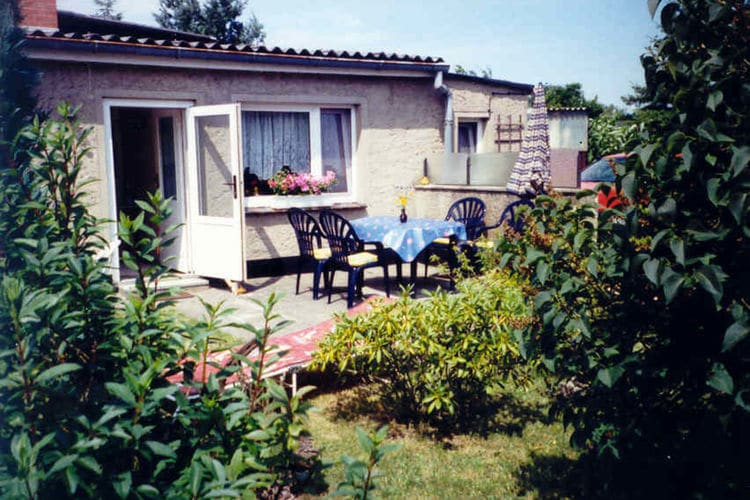 Vakantiehuizen Duitsland | Ostsee | Bungalow te huur in Fuhlendorf   met wifi 2 personen