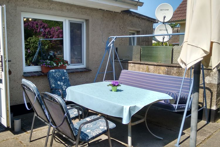 Vakantiehuizen Duitsland | Ostsee | Bungalow te huur in Fuhlendorf   met wifi 4 personen