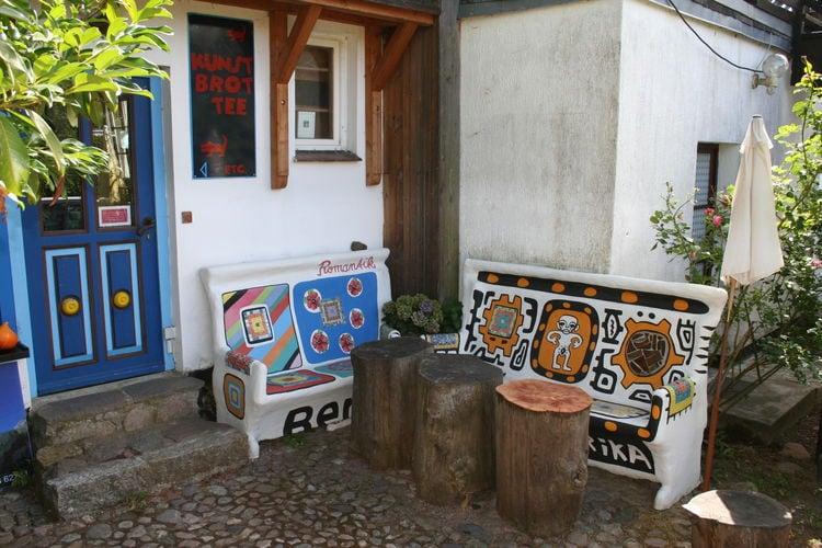 Duitsland | Ostsee | Appartement te huur in Retschow   met wifi 9 personen