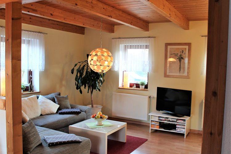 Appartement  met wifi  Thorstorf  Familienurlaub Am Gänsegarten - Berta