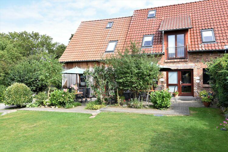 Duitsland | Ostsee | Vakantiehuis te huur in Thorstorf   met wifi 4 personen
