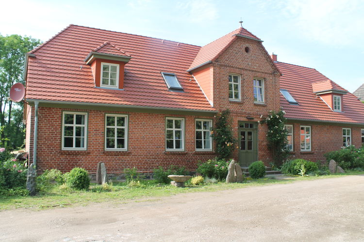 Vakantiehuizen Duitsland | Ostsee | Vakantiehuis te huur in Warnow    3 personen