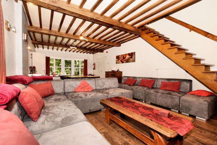 Vakantiehuizen Belgie | Luxemburg | Vakantiehuis te huur in Rendeux   met wifi 17 personen