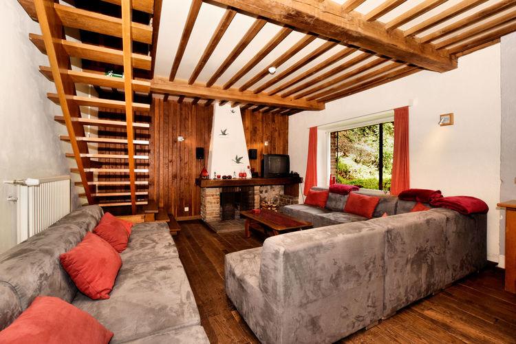 vakantiehuis België, Luxemburg, Rendeux vakantiehuis BE-0007-95