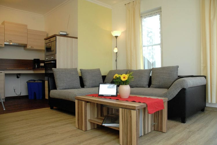 Appartement  met wifi  Pepelow  Haus Drachenflieger Fewo Barbara barrierefrei