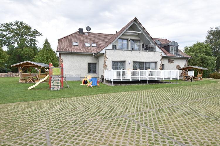 Duitsland | Ostsee | Appartement te huur in Pepelow   met wifi 6 personen