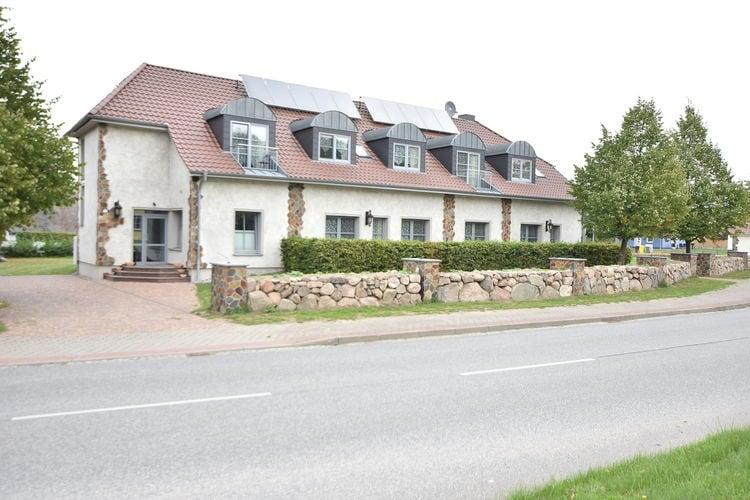 Duitsland | Ostsee | Appartement te huur in Pepelow   met wifi 8 personen