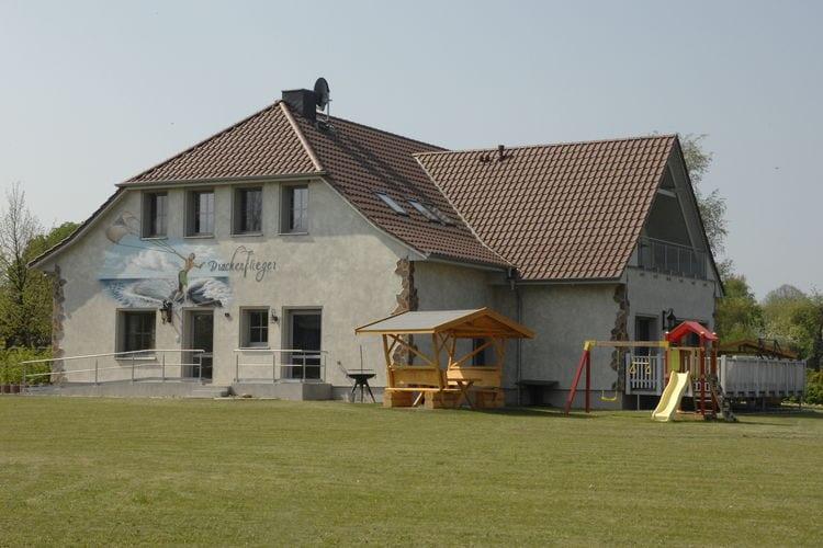 Duitsland | Ostsee | Appartement te huur in Pepelow   met wifi 5 personen