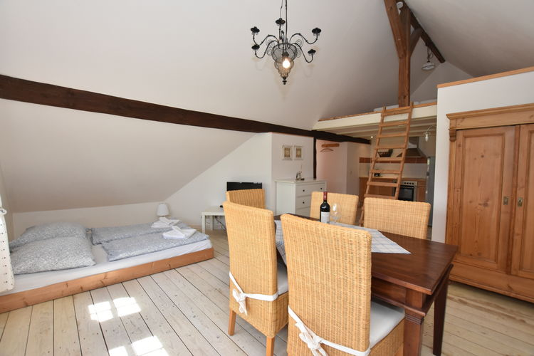 Appartement Duitsland, Ostsee, Kröpelin Appartement DE-00017-74
