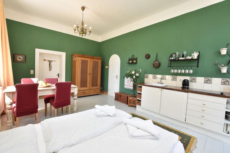 Appartement Duitsland, Ostsee, Kröpelin Appartement DE-00017-79