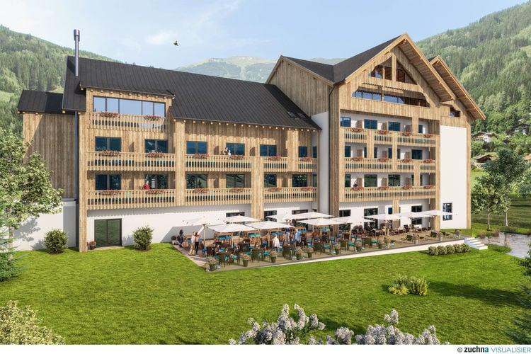 Enorm groot luxe appartement met 6 slaapkamers vlakbij skigebied Dachstein West