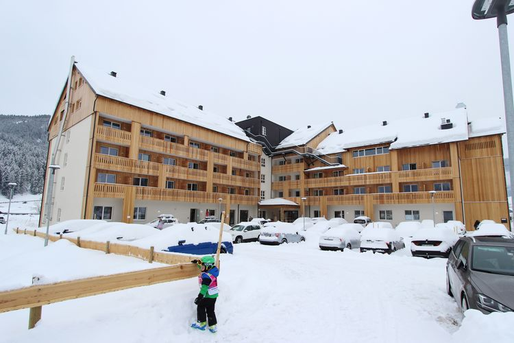 Vakantiehuizen Oostenrijk | Oberoesterreich | Appartement te huur in Gosau   met wifi 12 personen
