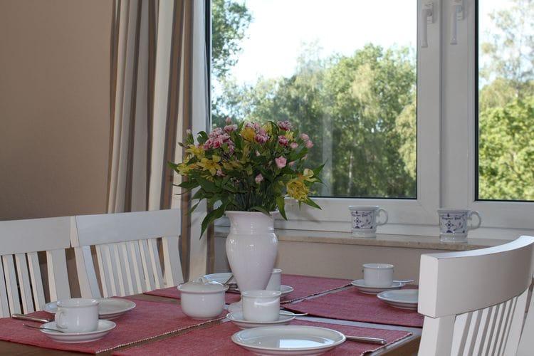 Appartement  met wifi  Göhren  Ferien auf dem Nordperd im Ostseebad Göhren Nr 12