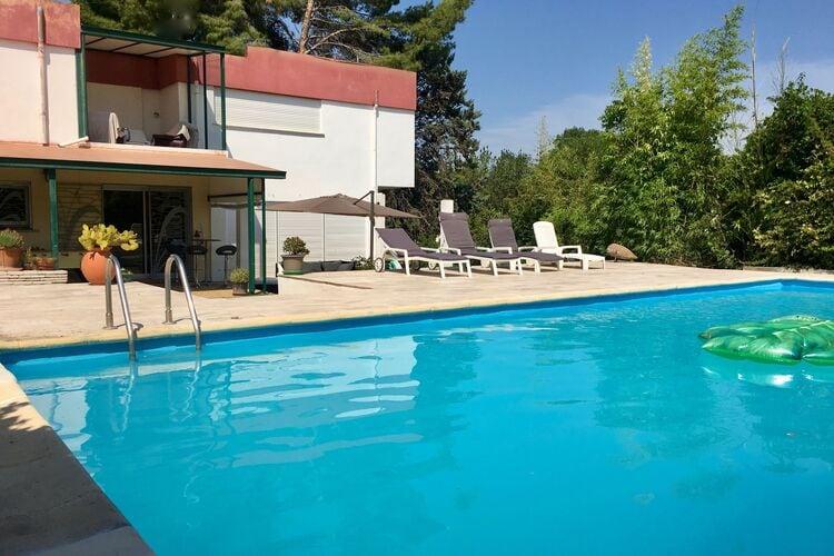 Villa met zwembad met wifi  Languedoc-RoussillonVilla Buddha