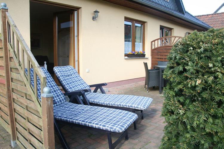 Appartement Duitsland, Ostsee, Gersdorf Appartement DE-00018-83