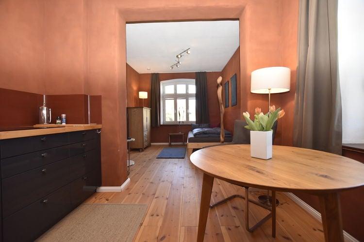 Appartement  met wifi  Boiensdorf OT Stove  Kunst 1
