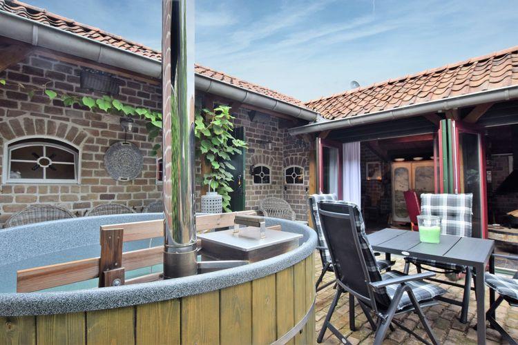 vakantiehuis Nederland, Groningen, Musselkanaal vakantiehuis NL-0013-03