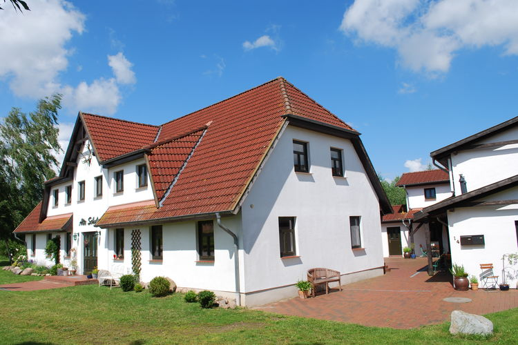 Duitsland | Ostsee | Appartement te huur in Barlin met zwembad  met wifi 3 personen
