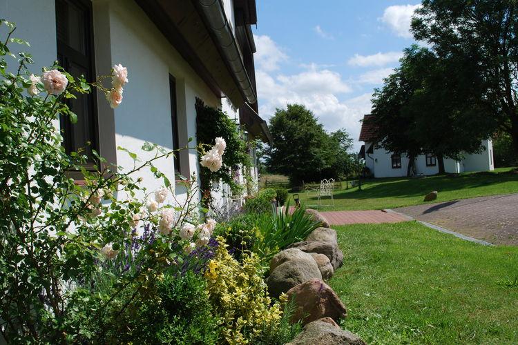 Appartement met zwembad met wifi  Ostsee4-Raum-Wohnung Rügen