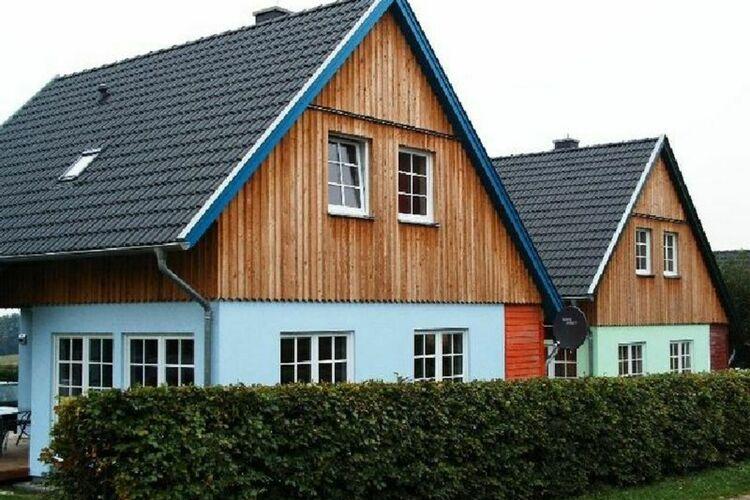Vakantiehuizen Duitsland | Ostsee | Vakantiehuis te huur in Kagsdorf   met wifi 5 personen