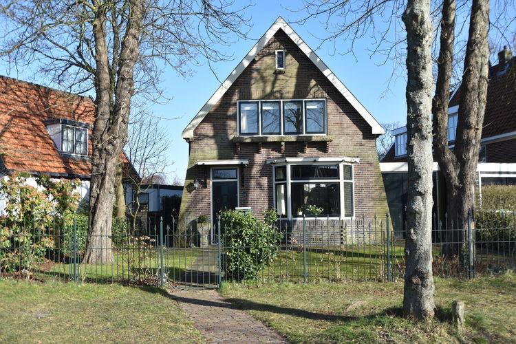 vakantiehuis Nederland, Noord-Holland, Bergen vakantiehuis NL-1861-62
