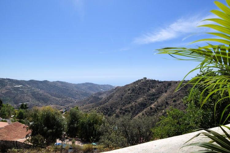 Villa Spanje, Costa del Sol, Sayalonga Villa ES-00027-11