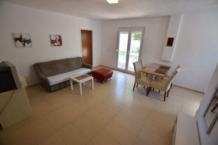 Appartement Kroatië, eld, Pag Appartement HR-00007-32