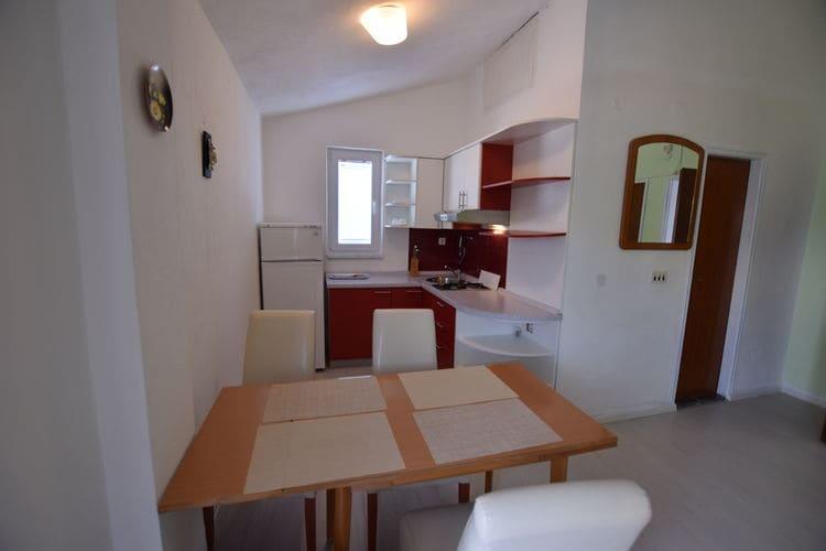 Appartement Kroatië, eld, Pag Appartement HR-00007-36