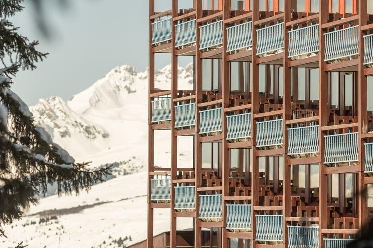 Vakantiehuizen Frankrijk | Rhone-alpes | Appartement te huur in Arc-1800   met wifi 5 personen