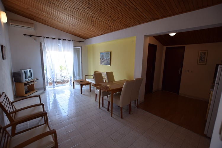 Appartement Kroatië, eld, Pag Appartement HR-00007-39