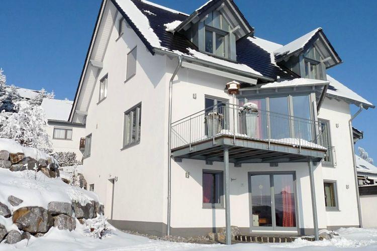 Vakantiehuizen Duitsland | Sauerland | Appartement te huur in Medebach-Dudinghausen   met wifi 4 personen