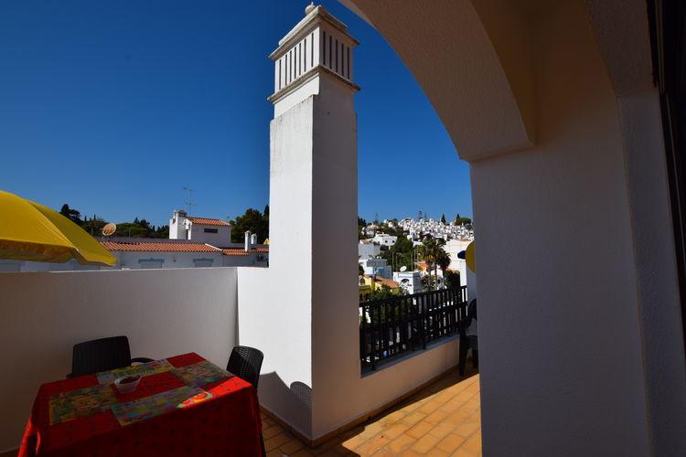 Vakantiewoning Portugal, Algarve, Carvoeiro Appartement PT-0002-67