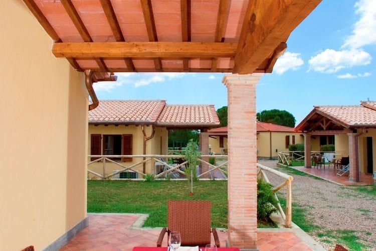 vakantiehuis Italië, Toscana, Capalbio vakantiehuis IT-58011-19