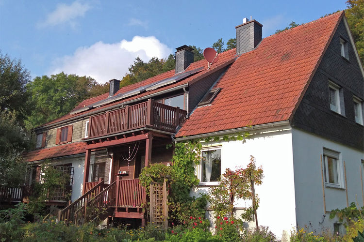 Appartement  met wifi  Rhena  Am Goddelsberg