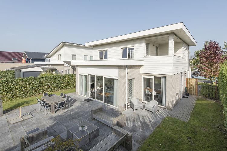 Villa huren in Flevoland -   met wifi  voor 6 personen  De verschillende type luxe en ruim..