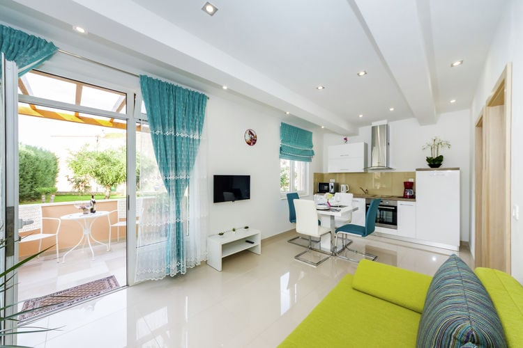 Appartement Kroatië, Dalmatie, Zadar Appartement HR-23000-45